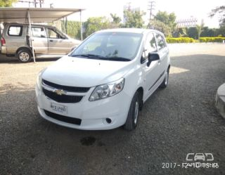2015 Chevrolet Sail Hatchback 1.2 LS
