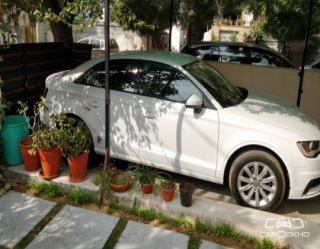 2015 Audi A3 35 TDI Attraction