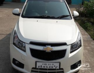 2012 Chevrolet Cruze LTZ AT