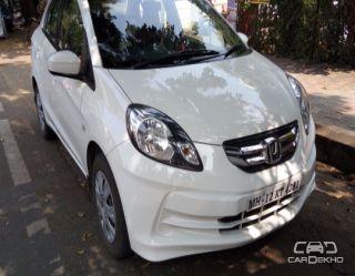2014 Honda Amaze S i-Vtech