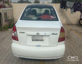 2011 Hyundai Accent Executive CNG