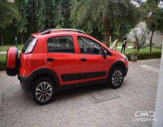 2015 Fiat Avventura MULTIJET Active