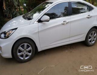 2014 Hyundai Verna 1.6 CRDi EX AT