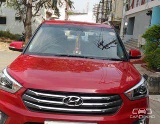 2015 Hyundai Creta 1.6 VTVT SX Plus Dual Tone