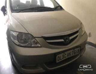 2006 Honda City ZX EXi