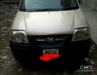 2008 Hyundai Santro Xing XK Non AC eRLX EuroII