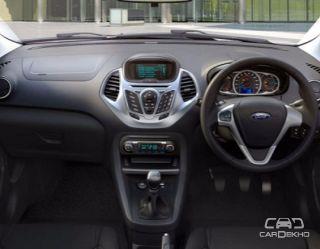 2016 Ford Figo 1.5D Titanium Plus MT