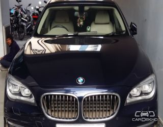 2013 BMW 7 Series 2012-2015 730Ld