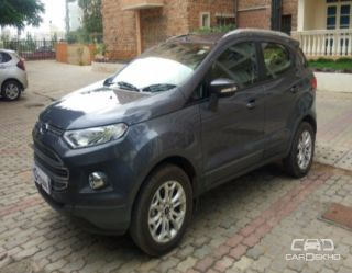 2017 Ford Ecosport 1.5 Petrol Titanium Plus AT