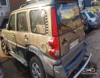 2008 Mahindra Scorpio DX 2.6 Turbo 8 Str