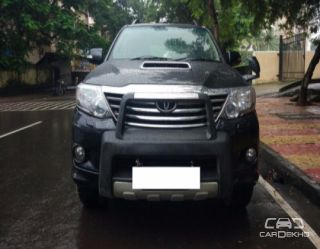2013 Toyota Fortuner 4x2 4 Speed AT