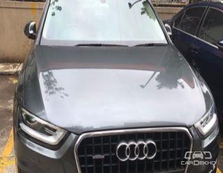 2013 Audi Q3 2.0 TDI Quattro Premium Plus