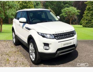 2016 Land Rover Range Rover Evoque 2015-2016 HSE Dynamic