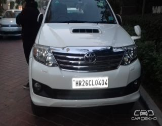 2015 Toyota Fortuner New
