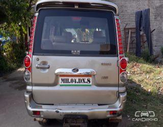 2008 Mahindra Scorpio M2DI