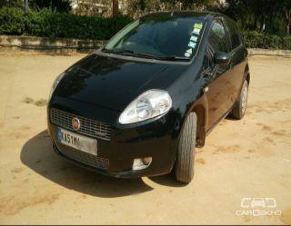 2010 Fiat Grande Punto 1.3 Emotion (Diesel)