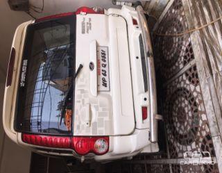 2012 Mahindra Scorpio VLX 4X4