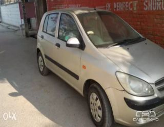 2008 Hyundai Getz 1.1 GLE