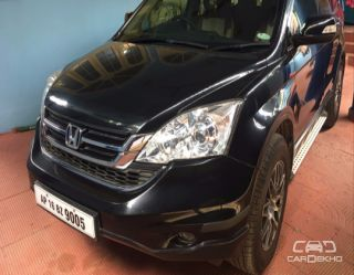 2011 Honda CR-V AT With Sun Roof