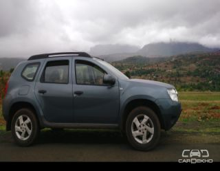 2014 Renault Duster 85PS Diesel RxL Optional