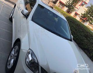 2012 Mercedes-Benz E-Class E250 CDI Avantgarde