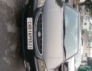 2003 Hyundai Accent GLE