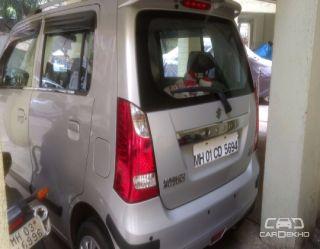 2017 Maruti Wagon R AMT VXI
