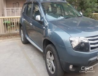 2015 Renault Duster 110PS Diesel RXZ Option