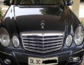 2003 Mercedes-Benz E-Class 1993-2009 E240 V6 AT