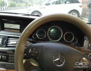 2011 Mercedes-Benz E-Class 2009-2013 E350 Diesel