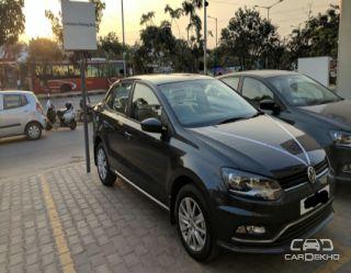 2017 Volkswagen Ameo 1.5 TDI Highline