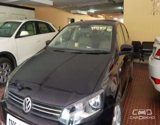 2014 Volkswagen Vento 1.2 TSI Highline AT