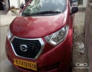 2017 Datsun Redi GO T Option