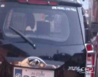 2015 Mahindra XUV500 AT W8 FWD