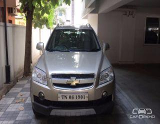 2009 Chevrolet Captiva LTZ VCDi