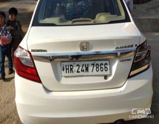 2016 Honda Amaze SX i-DTEC