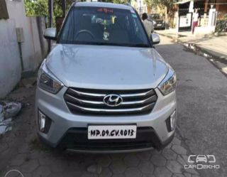 2017 Hyundai Creta 1.6 VTVT AT SX Plus