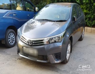 2016 Toyota Corolla Altis D-4D Limited Edition