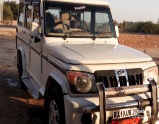 2012 Mahindra Bolero SLX 2WD BSIII