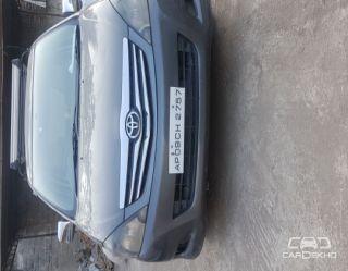 2012 Toyota Innova 2.5 VX (Diesel) 8 Seater BS IV