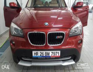 2011 BMW X1 2010-2012 sDrive 20d Exclusive