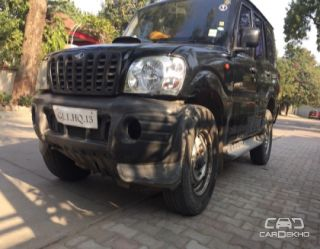 2007 Mahindra Scorpio DX 2.6 Turbo 8 Str