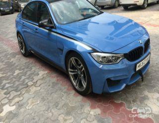 2014 BMW M Series M3 Sedan