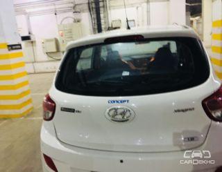 2016 Hyundai Grand i10 Magna