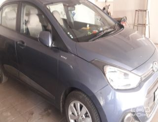 2015 Hyundai Xcent 1.2 Kappa AT S Option