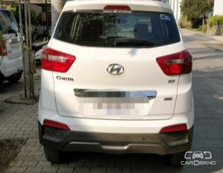 2016 Hyundai Creta 1.6 CRDi SX Plus Dual Tone