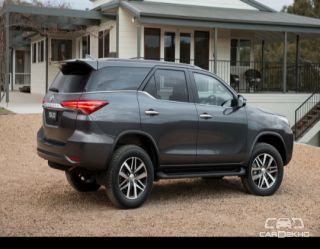 2017 Toyota Fortuner 2.8 2WD MT