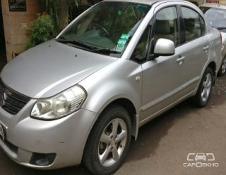2007 Maruti SX4 Zxi with Leather BSIII