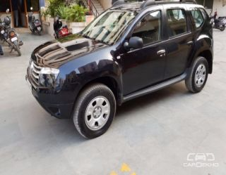 2014 Renault Duster 85PS Diesel RxE Adventure