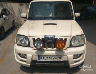 2010 Mahindra Scorpio VLX 2WD AT BSIV